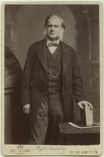 Thomas Henry Huxley, by Alexander Bassano - NPG x11992