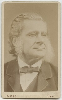 Thomas Henry Huxley, by Herbert Rose Barraud - NPG x11993