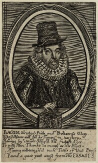 Francis Bacon, 1st Viscount St Alban, after Unknown artist - NPG D26074