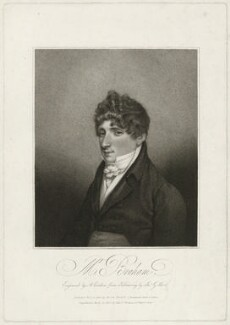 John Braham, by Anthony Cardon, after  John George Wood - NPG D32084