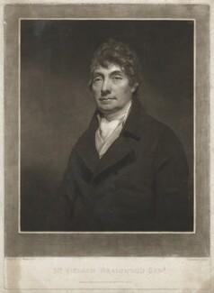 William Braidwood, by Charles Turner, after  George Watson - NPG D32086