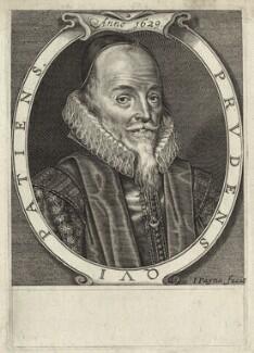 Sir Edward Coke, by John Payne - NPG D26081