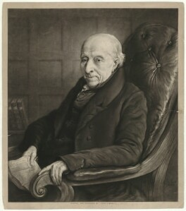 William Bray, by John Linnell - NPG D32091