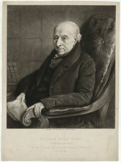 William Bray, by John Linnell - NPG D32092