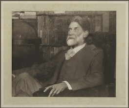 Robert Bridges, after Sir William Blake Richmond - NPG D32098