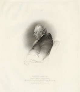 Francis Egerton, 3rd Duke of Bridgewater, by Charles Picart, after  William Marshall Craig - NPG D32101