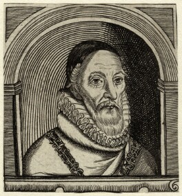 Sir Henry Hobart, Bt, possibly by Thomas Cross - NPG D26102