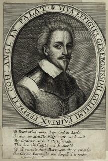 William Fairfax, 3rd Viscount Fairfax of Emley, by Richard Gaywood - NPG D26120