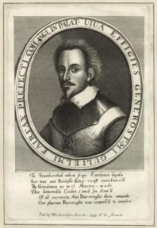 William Fairfax, 3rd Viscount Fairfax of Emley, published by William Richardson, after  Richard Gaywood - NPG D26121
