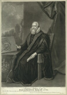 Thomas Sutton, by John Faber Jr - NPG D26143