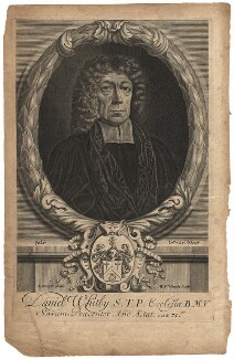 Daniel Whitby, by Michael Vandergucht, after  E. Knight - NPG D26152