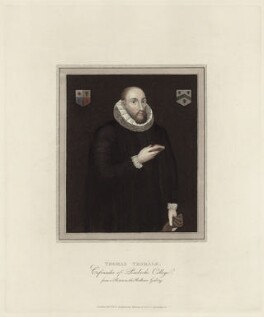 Thomas Tesdale, published by Rudolph Ackermann - NPG D26160