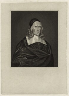 Robert Cromwell, by James Stow - NPG D26169