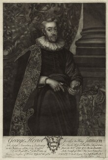 George Heriot, by John and Charles Esplens, after  David Scougall - NPG D26170