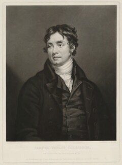 Samuel Taylor Coleridge, by William Say, published by  Marseille Middleton Holloway, after  James Northcote - NPG D32122