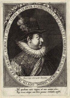 Christian IV, King of Denmark and Norway, after Unknown artist - NPG D26181