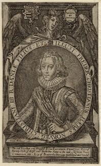 Frederick III, King of Denmark, by Renold or Reginold Elstrack (Elstracke) - NPG D26183
