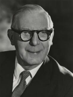 Sir Isaac James Hayward, by Walter Bird - NPG x166882