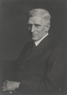 Sir Alfred Theodore Vaughan Robinson, by Walter Stoneman - NPG x166883