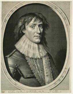 Christian the Younger, Duke of Brunswick, by Willem Jacobsz Delff, after  Michiel Jansz. van Miereveldt - NPG D26208