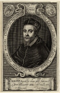 Pope Urban VIII (Maffeo Barbarini), by Simon de Passe, published by  Crispijn de Passe the Elder - NPG D26214