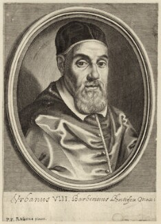 Pope Urban VIII (Maffeo Barbarini), after Sir Peter Paul Rubens - NPG D26217