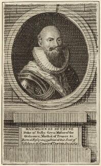 Maximilian de Bethune, duc de Sully, after Unknown artist - NPG D26224