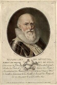 Maximilian de Bethune, duc de Sully, by Antoine Louis François Sergent - NPG D26225