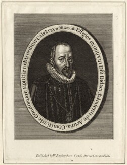Diego Sarmiento de Acuña, Count de Gondomar, published by William Richardson, after  Simon de Passe - NPG D26235