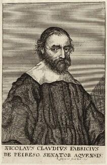 Nicolaus Claudius Fabricius, by Richard Gaywood - NPG D26284
