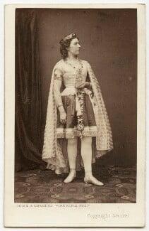 Lucy Rushton (Mary Wilde), by John & Charles Watkins - NPG x22139
