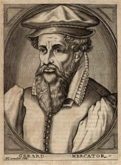 Gerardus Mercator, by Nicolas de Larmessin - NPG D26291