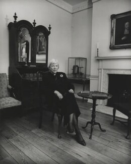 Kathleen Margaret Richardson (née Fountain), Baroness Richardson of Calow, by Don McCullin - NPG P1285