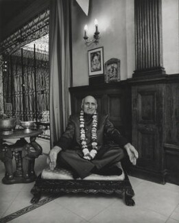 Om Parkash Sharma, by Don McCullin - NPG P1288
