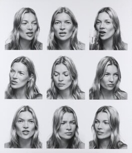 Kate Moss, by Corinne Day, 2006 - NPG  - © Estate of Corinne Day / Commissioned by the National Portrait Gallery, London / trunkarchive.com