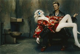 David Bowie, by Steven Klein - NPG P1277