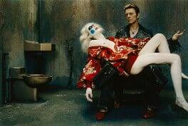 David Bowie, by Steven Klein, 2003 - NPG P1277 - © Steven Klein