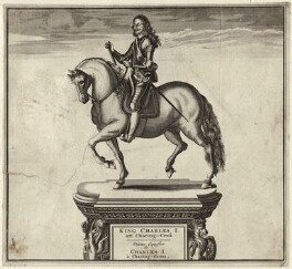 King Charles I, by Wenceslaus Hollar - NPG D26309