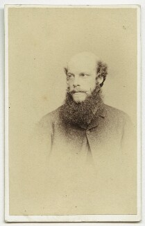 Laurence Oliphant, by Thomas Rodger - NPG x12612