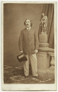 (John) Sims Reeves, by Nelson & Marshall - NPG x13806