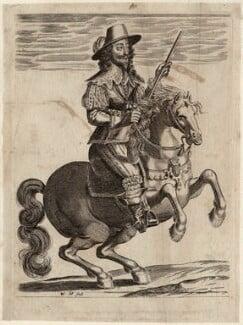 King Charles I, by William Marshall - NPG D26321