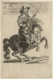 King Charles I, by William Marshall - NPG D26322