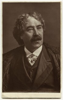 (John) Sims Reeves, by Unknown photographer - NPG x13807