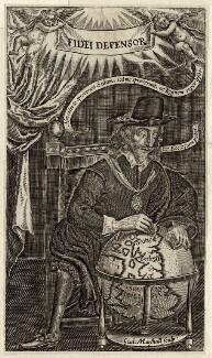 King Charles I, by William Marshall - NPG D26330