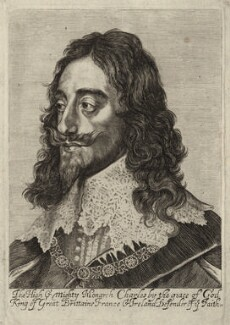 King Charles I, probably after Sir Anthony van Dyck - NPG D26349