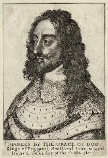 King Charles I, after Unknown artist - NPG D26353