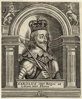 King Charles I, after Unknown artist - NPG D26360