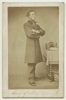 Anthony Ashley-Cooper, 7th Earl of Shaftesbury, published by Ashford Brothers & Co, after  Henry Hering - NPG x22522