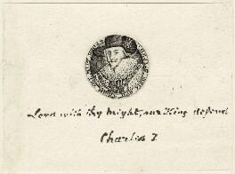 King Charles I, after Unknown artist - NPG D26367