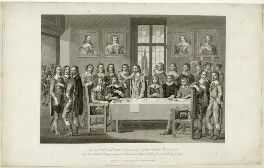 King Charles I, published by A.E. Evans & Son - NPG D26371